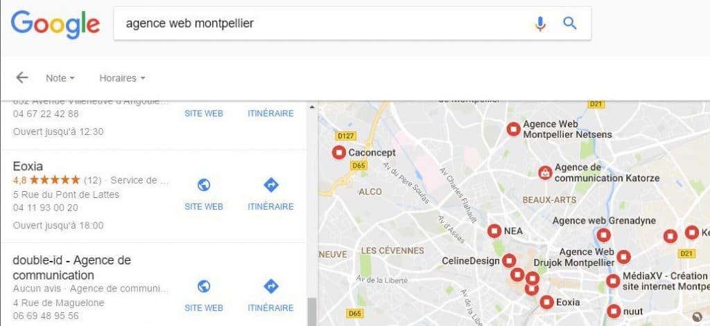 améliorer le référencement local avec Google