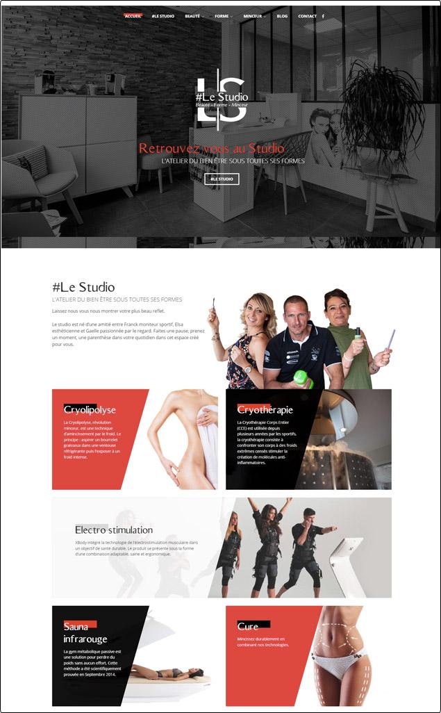 le studio web