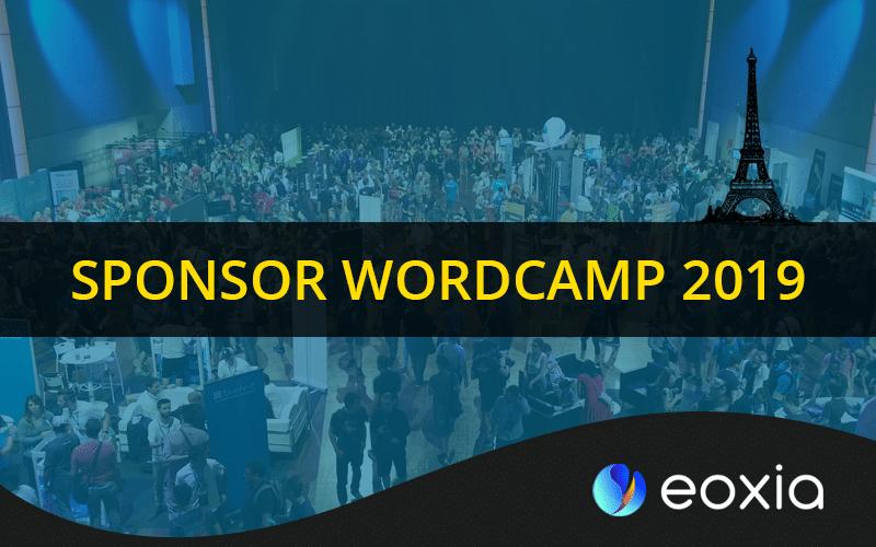 sponsor wordcamp Paris 2019