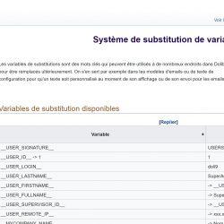 Système-de-substitution-de-variables dolibarr